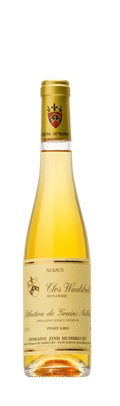 Domaine Zind-Humbrecht Pinot Gris Clos Windsbuhl SGN 375 ml 2010