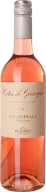 <span>Plaimont</span> La Colombelle Rosé 2014