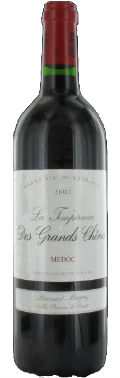 <span>Château Les Grands Chênes</span> La Temperance des Grands Chenes 2002